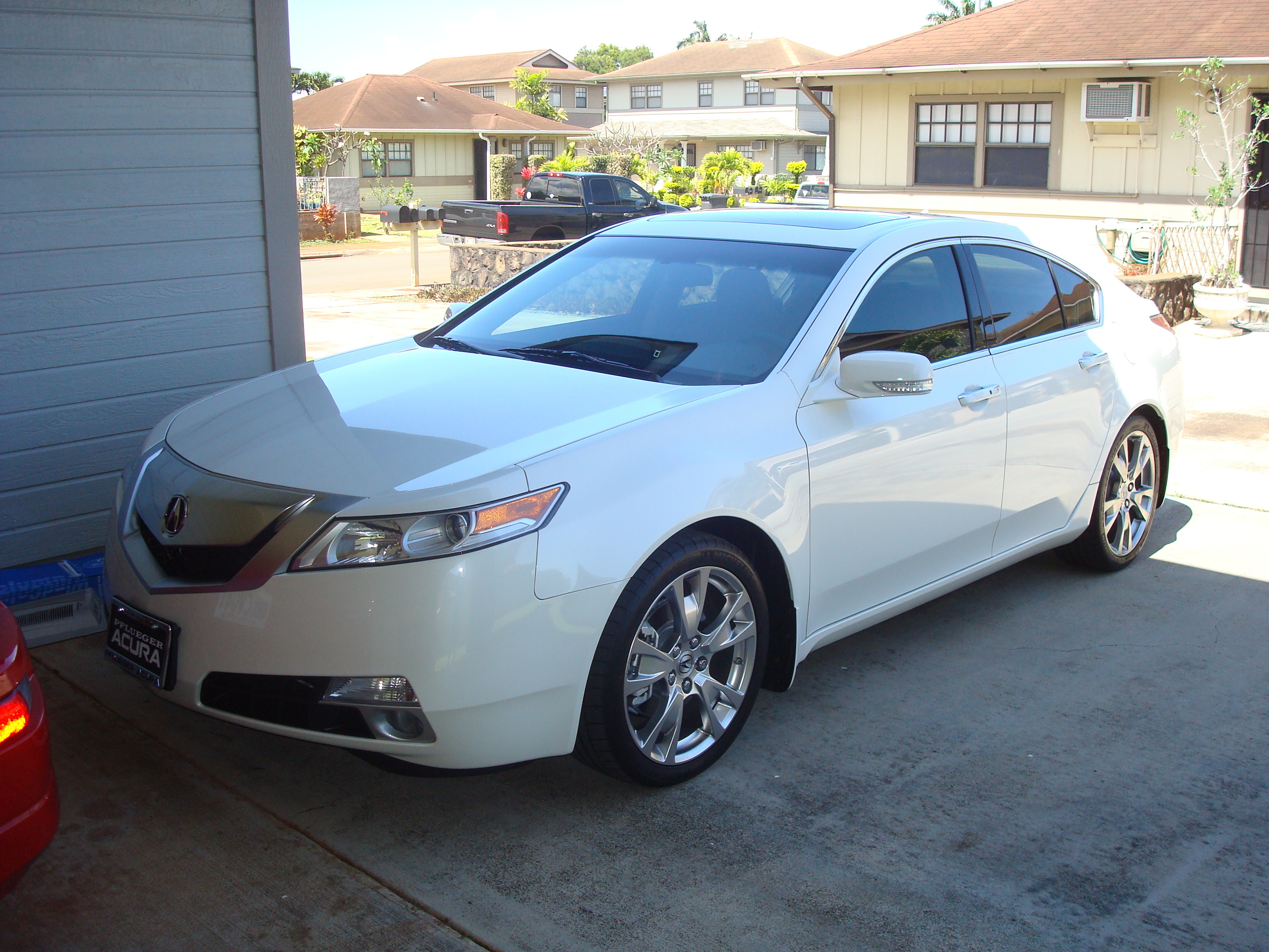 ishmatics 2009 acura tl specs photos modification info at cardomain