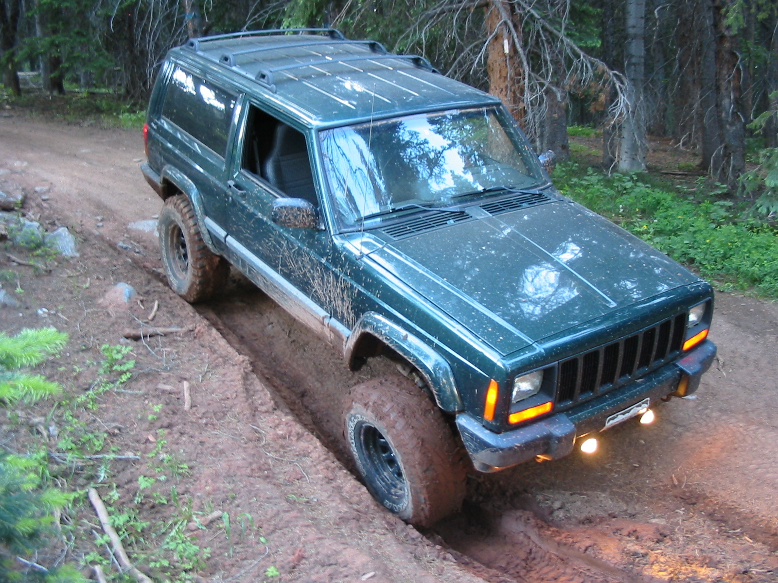 Another oknonoto 2001 Jeep Cherokee post... - 12858849