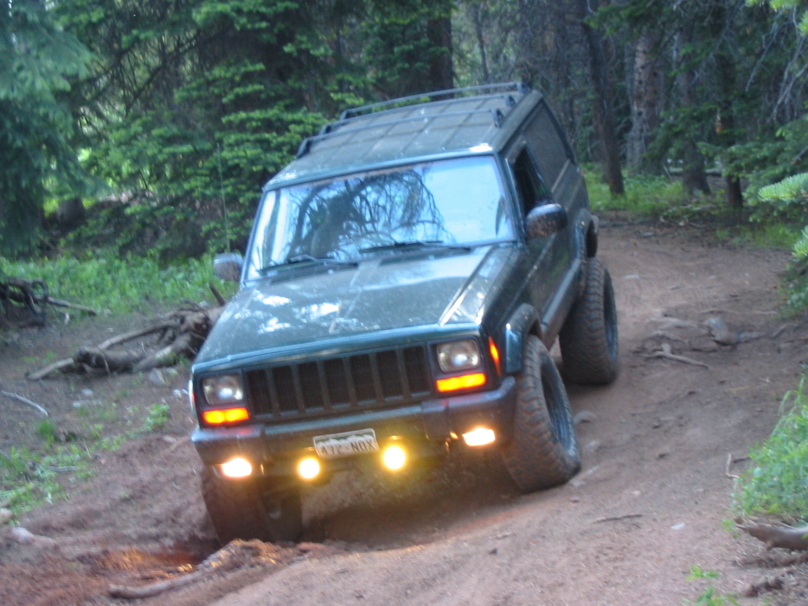 Another oknonoto 2001 Jeep Cherokee post... - 12858850