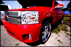 TYREE_1s 2007 Chevrolet Silverado 1500 Crew Cab