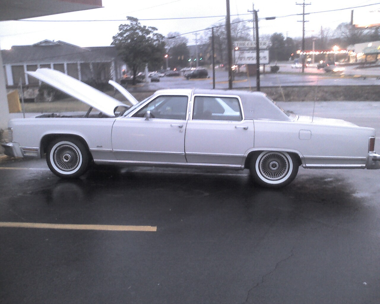 Another MINNIEFAISES 1979 Lincoln Continental post... - 12879579