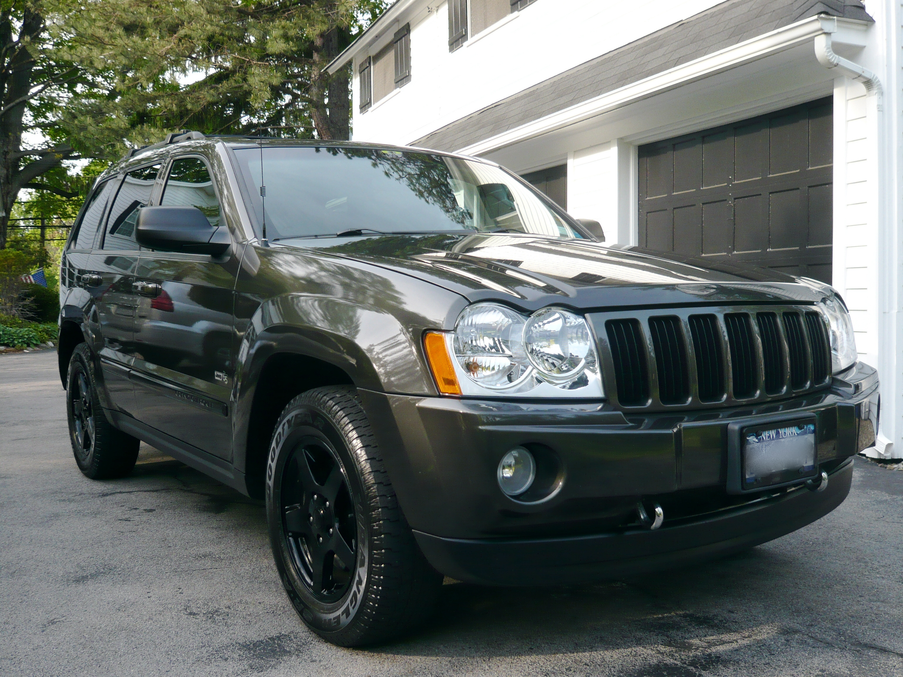jeepsixtyfive 2006 jeep grand cherokee specs photos modification info at cardomain. Black Bedroom Furniture Sets. Home Design Ideas