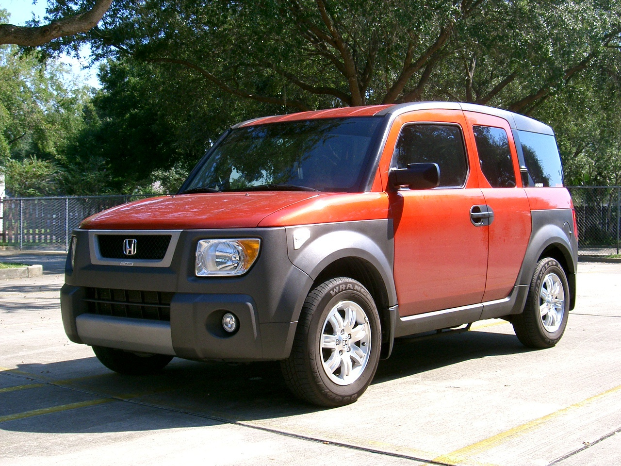 ganzibye 2003 Honda Element 13518745