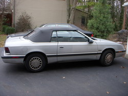 llamaking12s 1989 Chrysler LeBaron