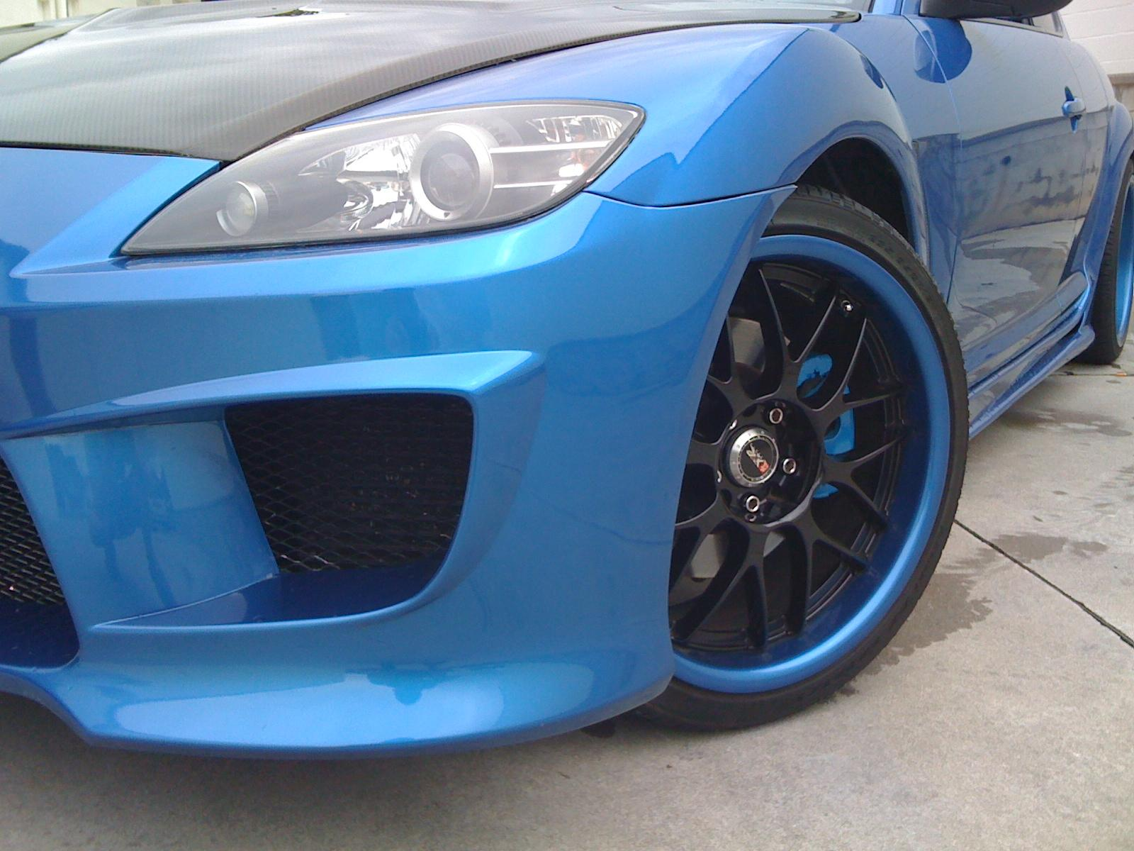 Another cameronhall 2005 Mazda RX-8 post... - 12861559