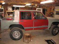 xjryders 1989 Jeep Cherokee