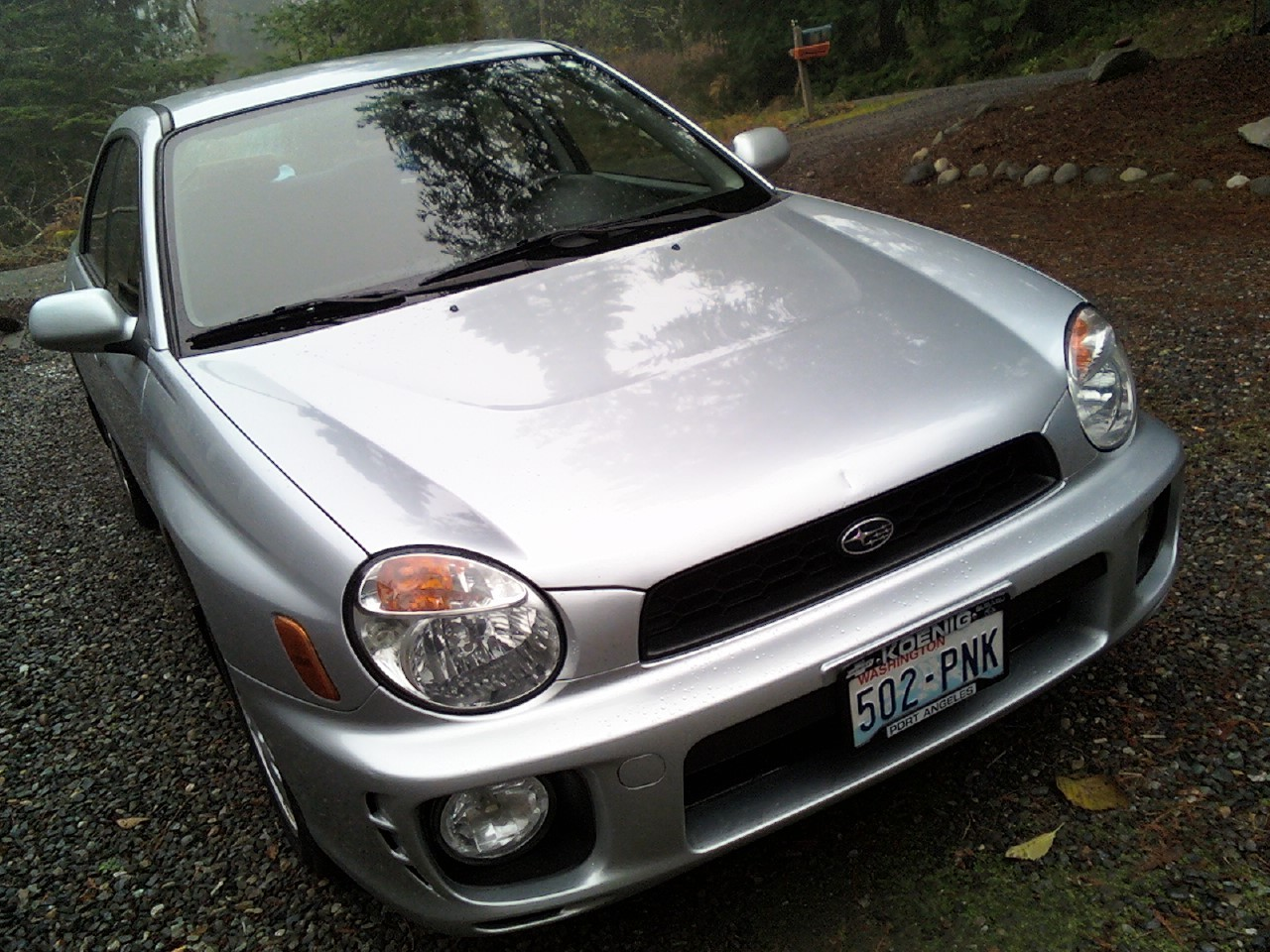 Another mikessubee 2003 Subaru Impreza post... - 12864672