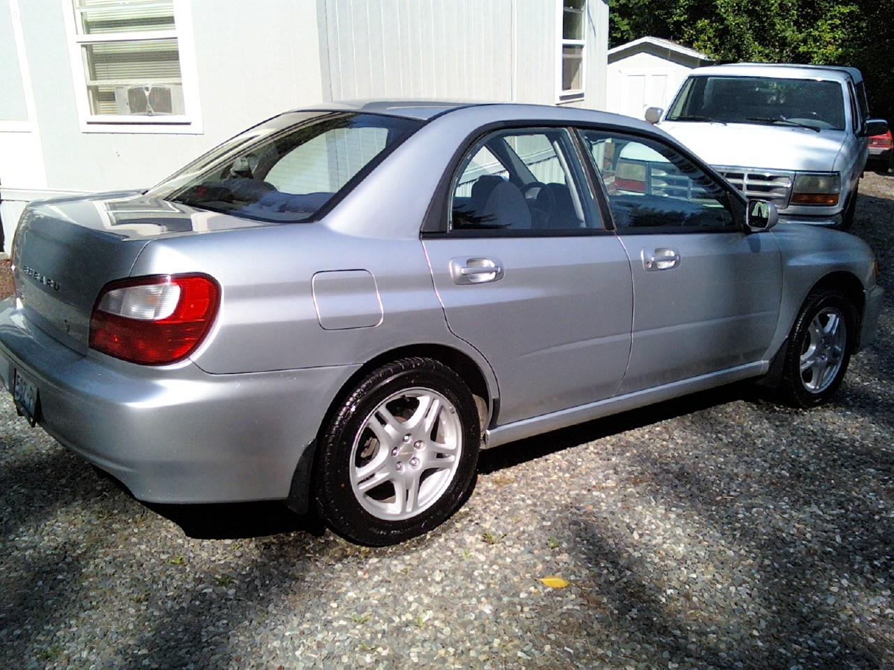 Another mikessubee 2003 Subaru Impreza post... - 12864673