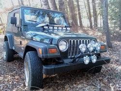 dcsmith5000s 1997 Jeep Wrangler