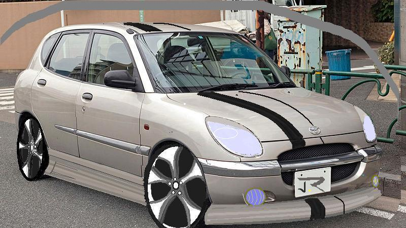 toyotaluv  daihatsu sirion specs  modification info  cardomain