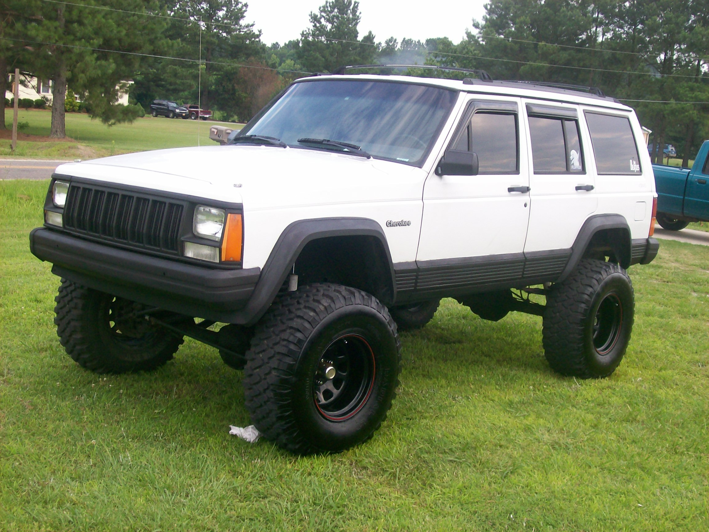 Beachburban 1995 Jeep Cherokee Specs Photos Modification