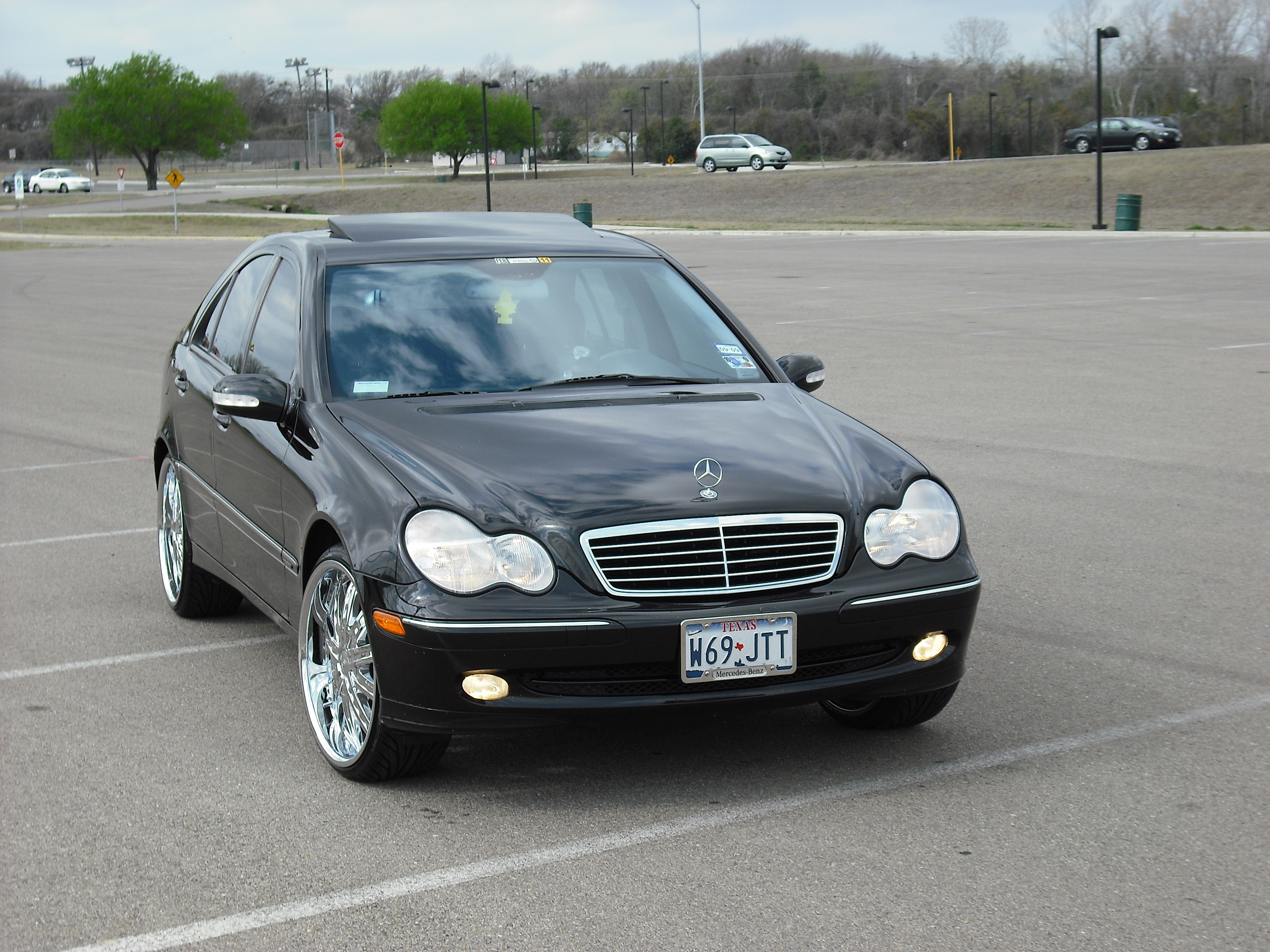 Supermario80 2003 mercedes benz c class specs photos for Mercedes benz c class horsepower