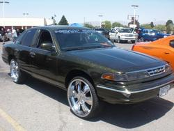 BSTATSs 1997 Ford Crown Victoria