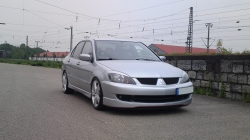 GermanRalliarts 2005 Mitsubishi Lancer