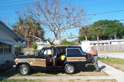 mimmp 1987 Jeep Grand Wagoneer