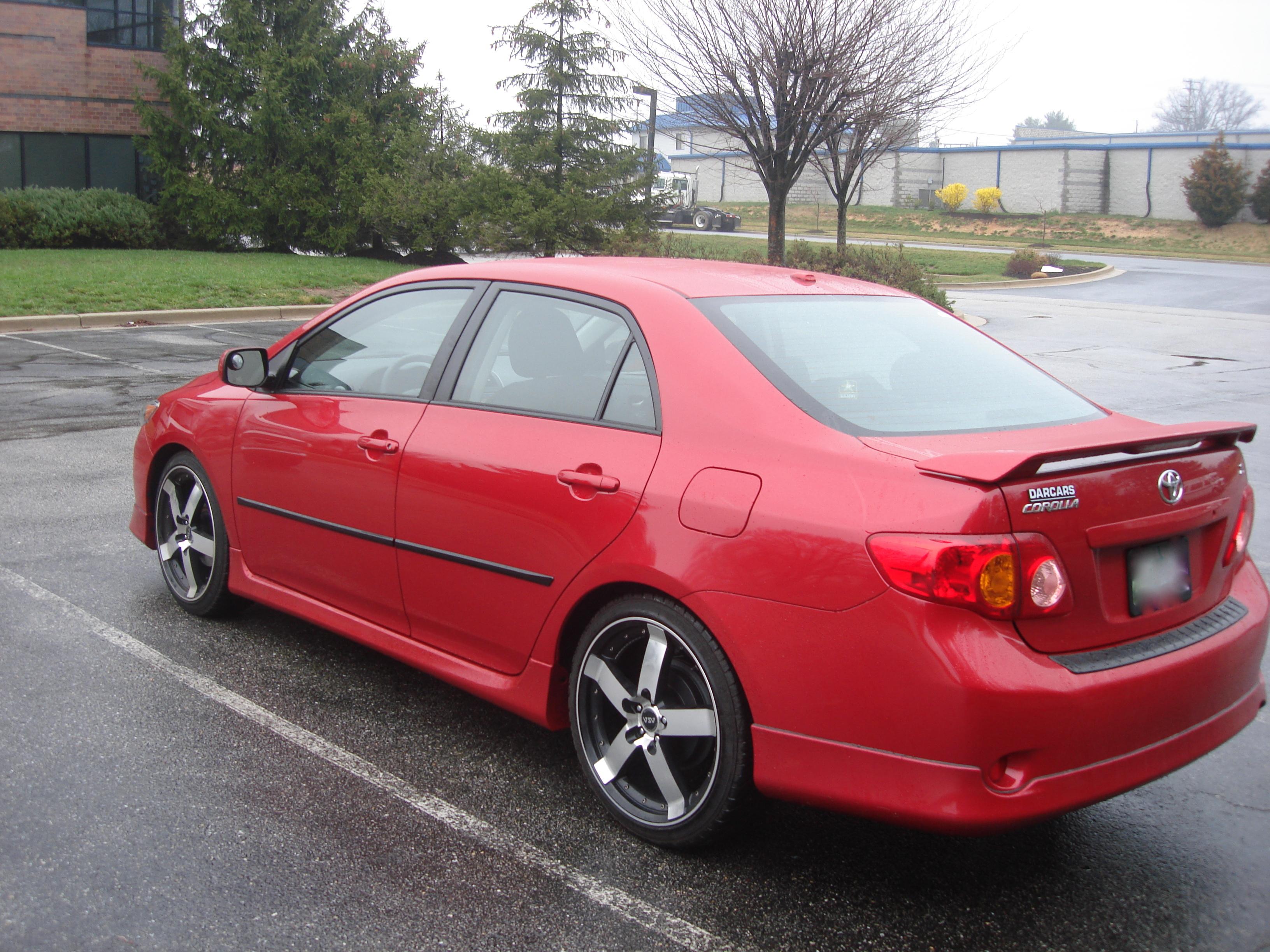 kent4223 2009 toyota corolla specs photos modification info at
