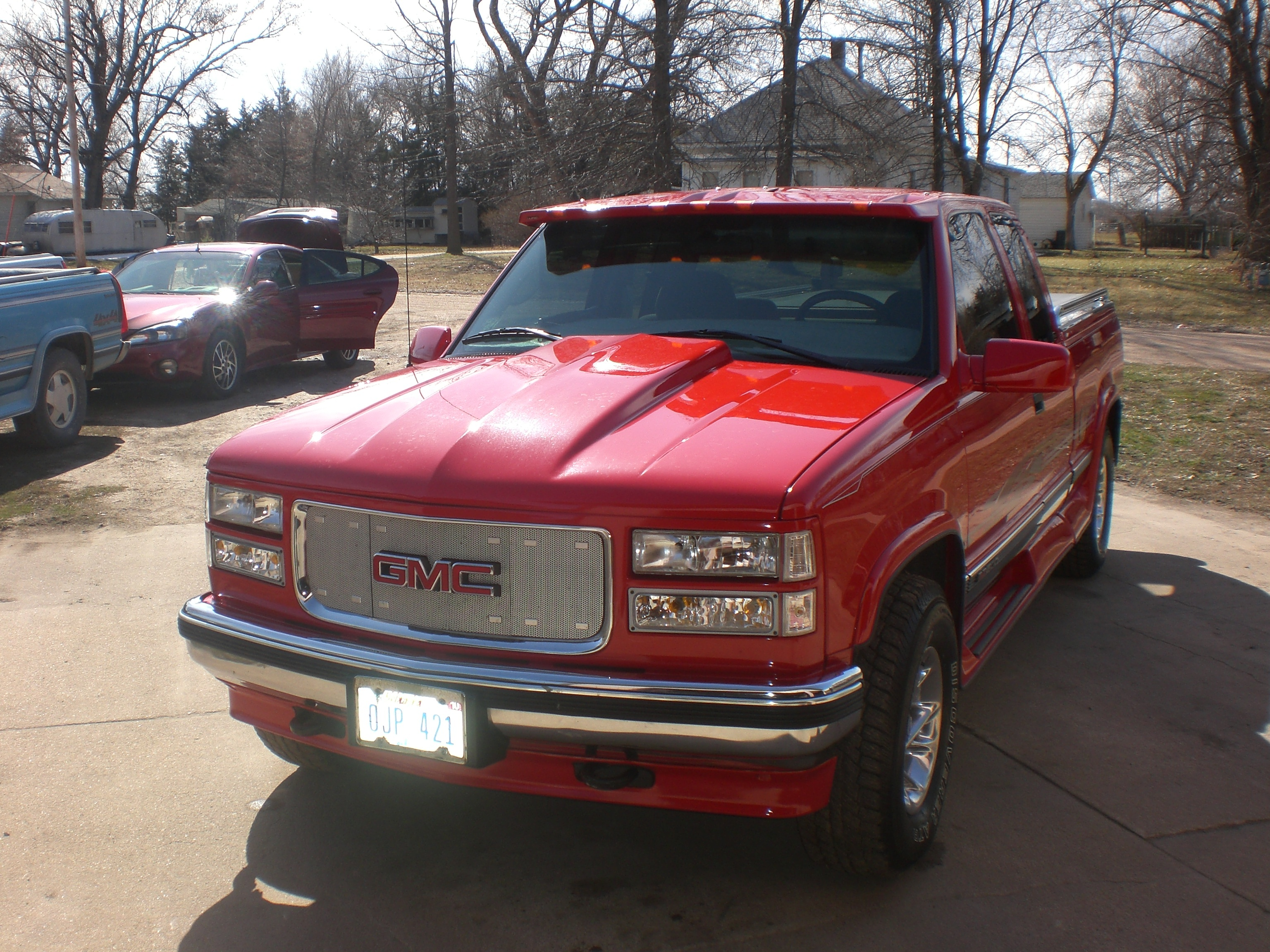 bmeyers 1998 GMC Sierra 1500 Regular Cab Specs, Photos ...