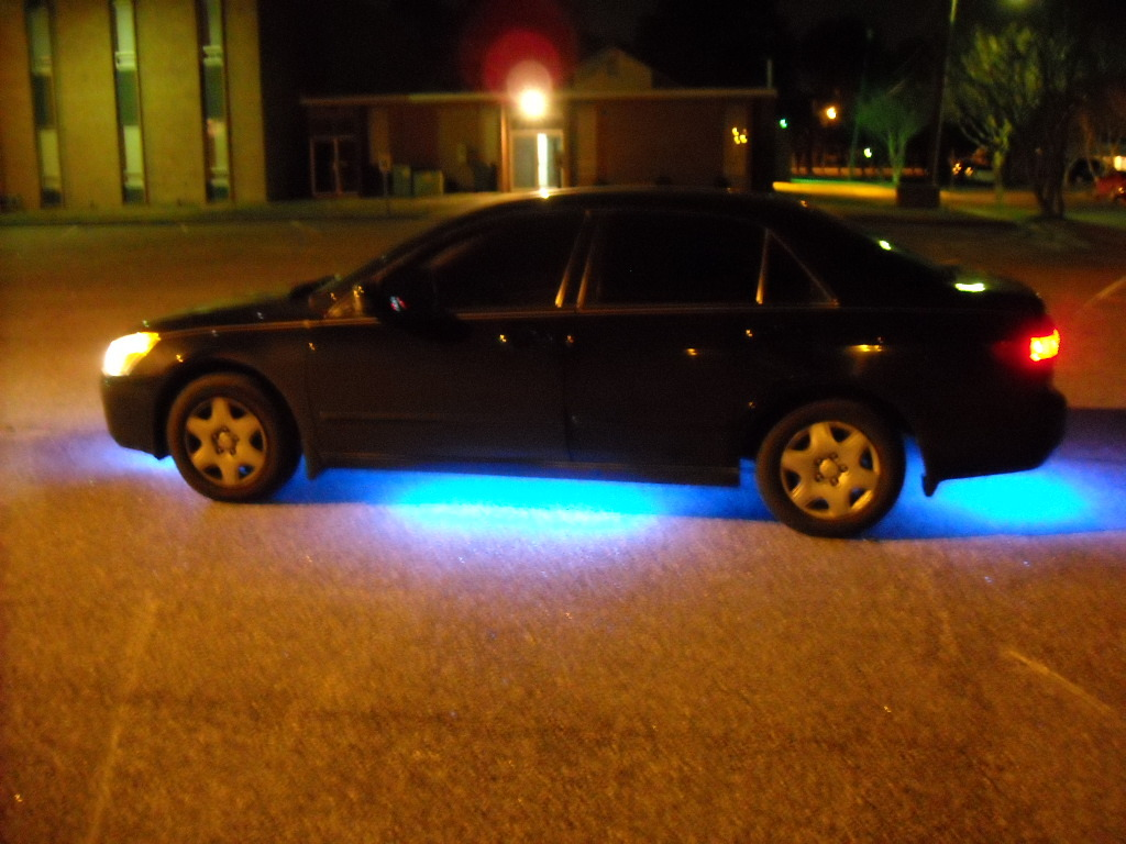 Is it illegal to have neon lights under your ca q a avvo - Underglow neon ...