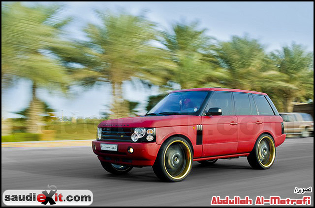 Another Saudi_Exit 2004 Land Rover Range Rover post... - 12872924