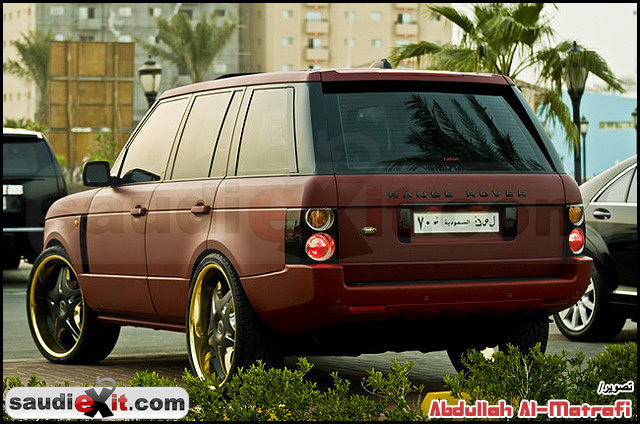Another Saudi_Exit 2004 Land Rover Range Rover post... - 12872932