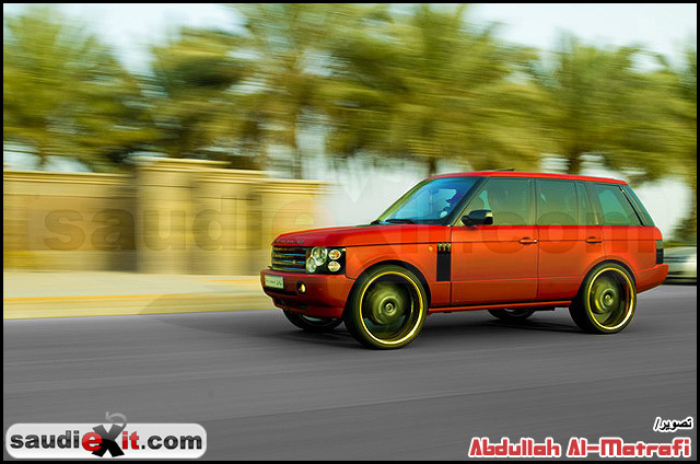 Another Saudi_Exit 2004 Land Rover Range Rover post... - 12872933