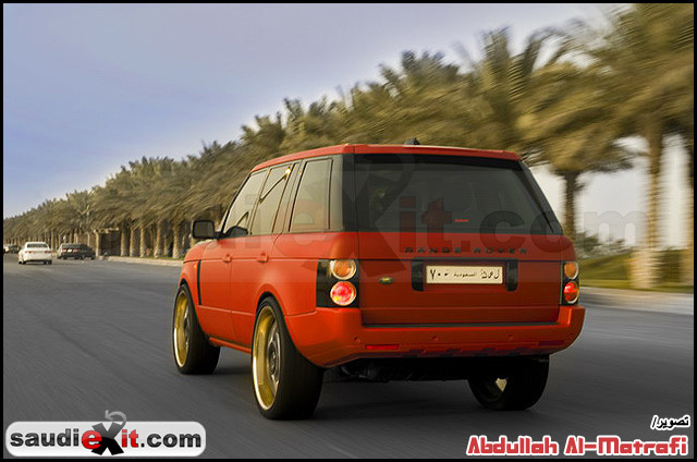Another Saudi_Exit 2004 Land Rover Range Rover post... - 12872934