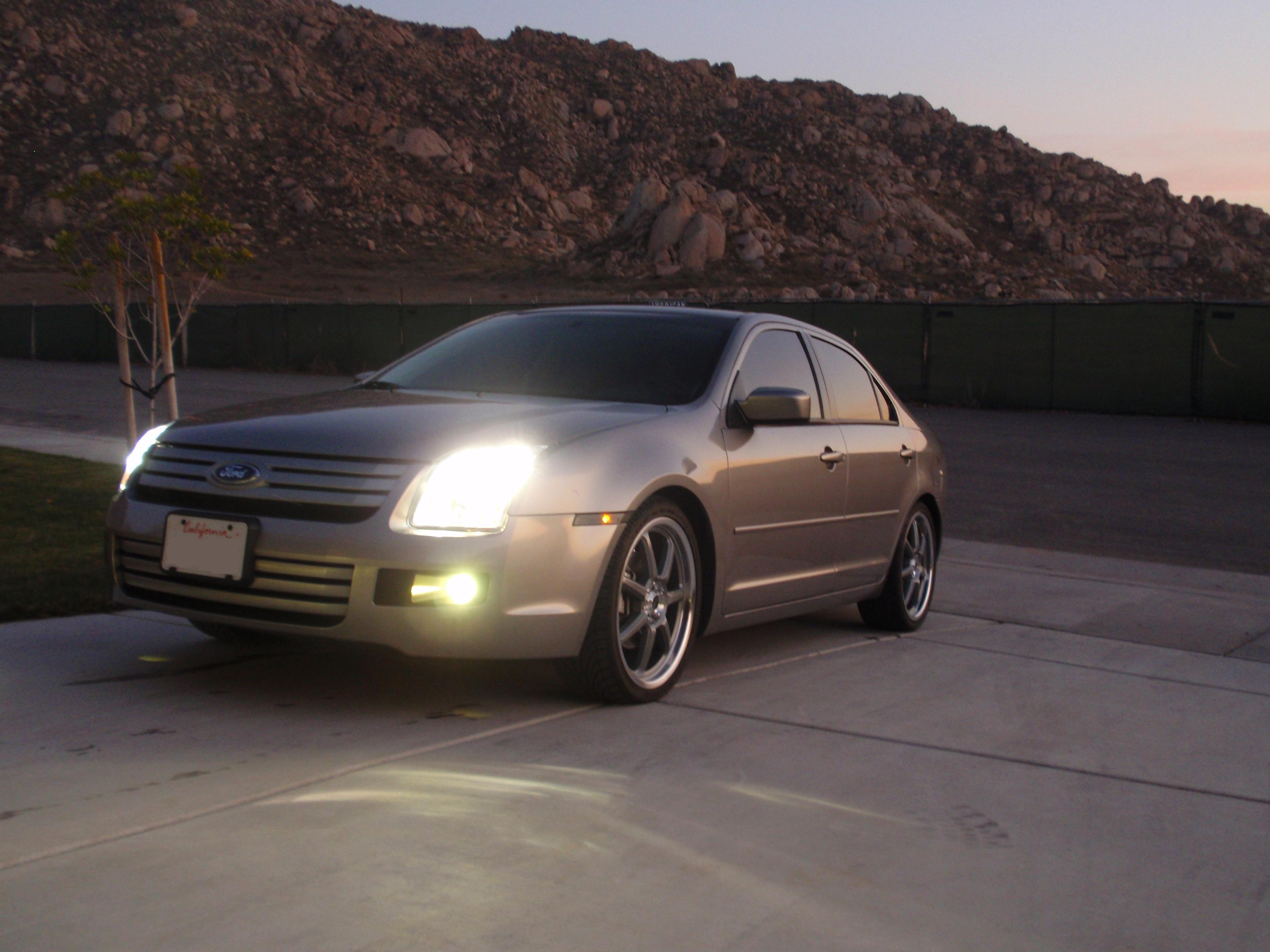 shawngreen 2008 Ford Fusion Specs, Photos, Modification ...