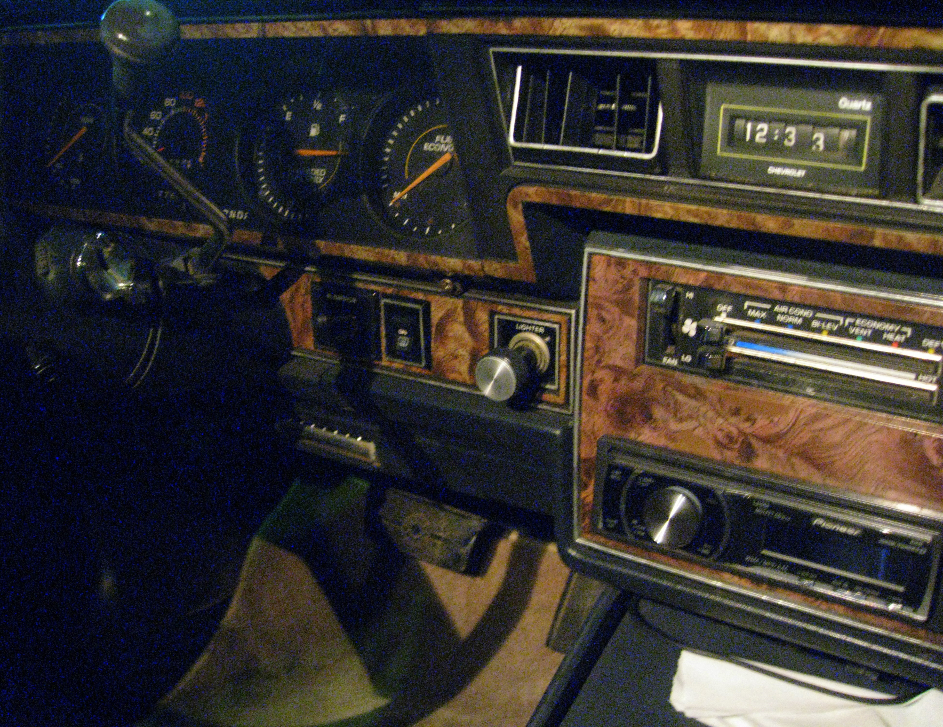 Another GHOSTOOW 1982 Chevrolet Caprice post... - 12905179