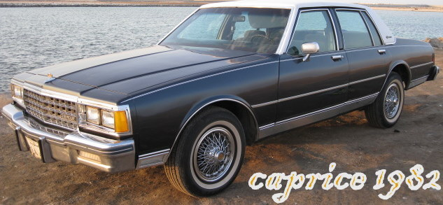 Another GHOSTOOW 1982 Chevrolet Caprice post... - 12905180