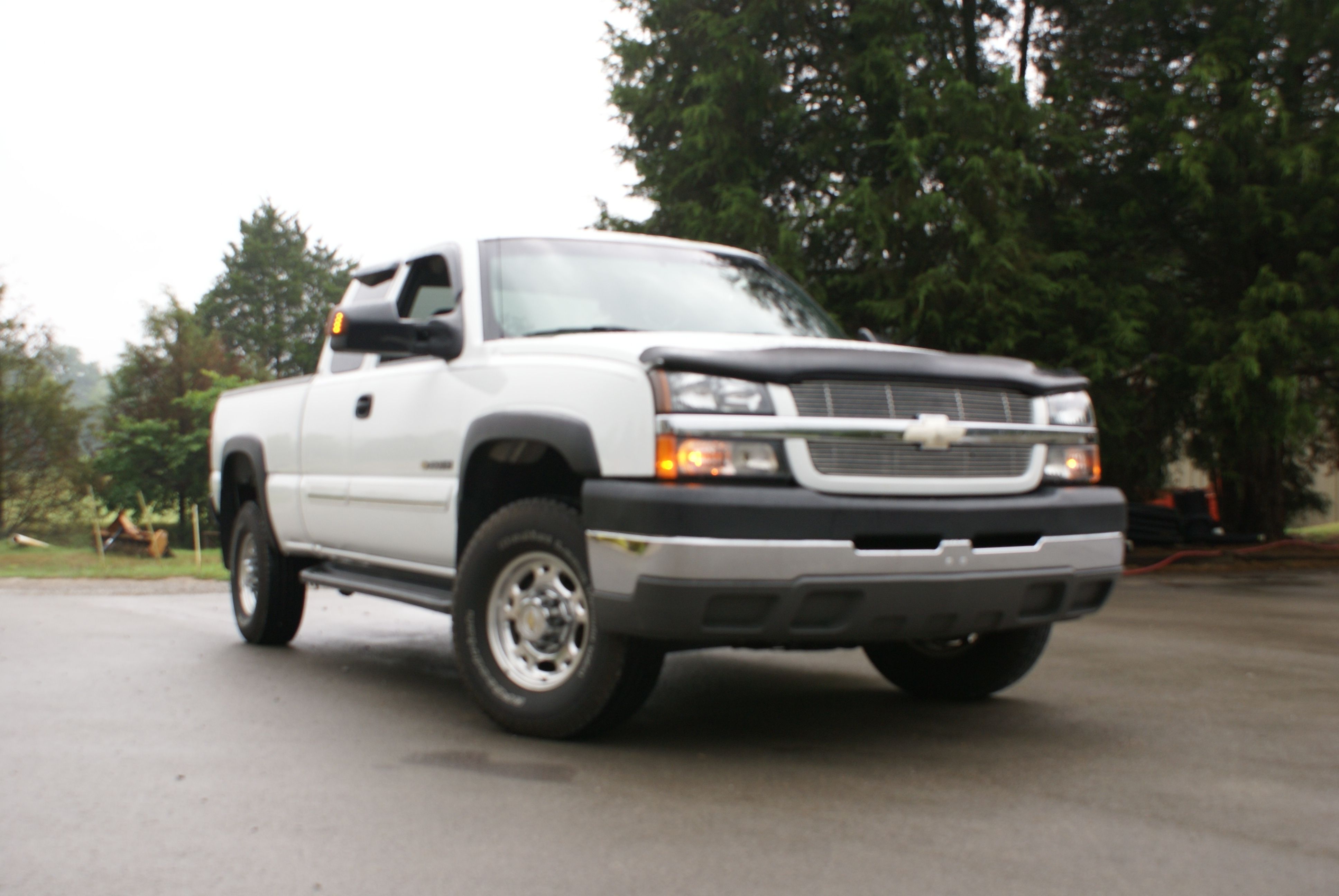 Another HeavyChevy42 2003 Chevrolet Silverado 2500 HD Extended Cab post... - 12873955