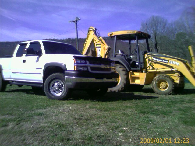 Another HeavyChevy42 2003 Chevrolet Silverado 2500 HD Extended Cab post... - 12873958