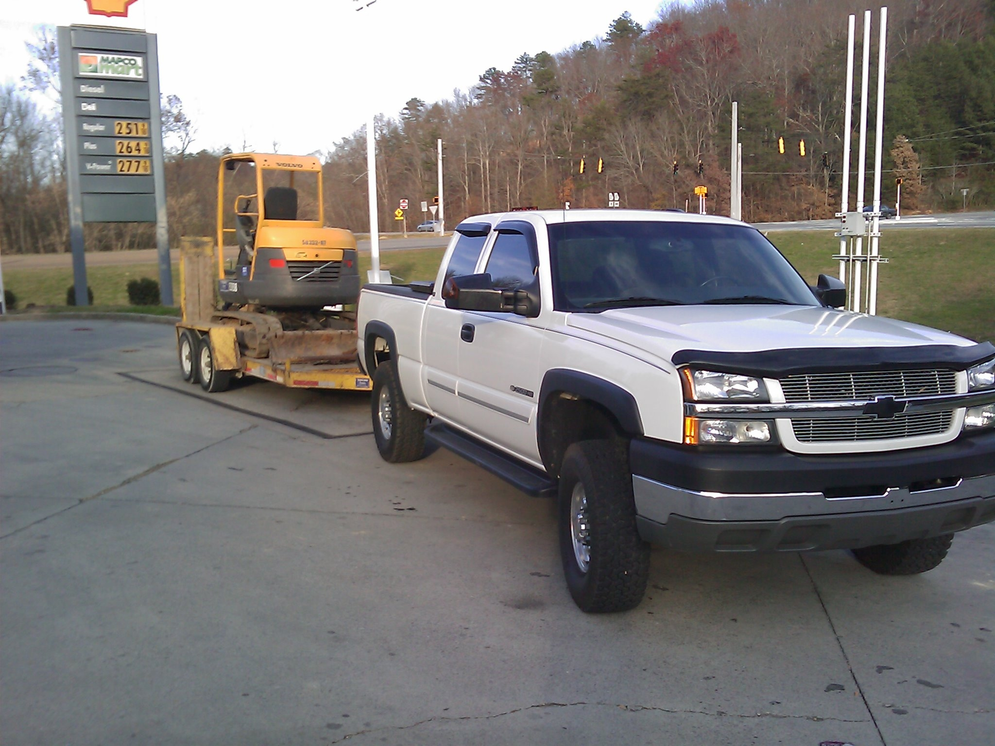 Another HeavyChevy42 2003 Chevrolet Silverado 2500 HD Extended Cab post... - 12873965