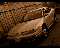 TdotAleros 2000 Oldsmobile Alero