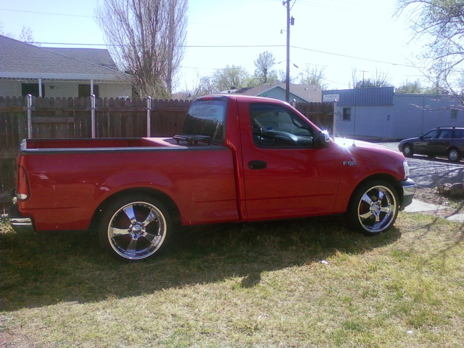 robledodanny 1999 ford f150 regular cab specs photos modification info at cardomain. Black Bedroom Furniture Sets. Home Design Ideas