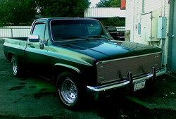 Mixmaster_McGs 1985 Chevrolet C/K Pick-Up
