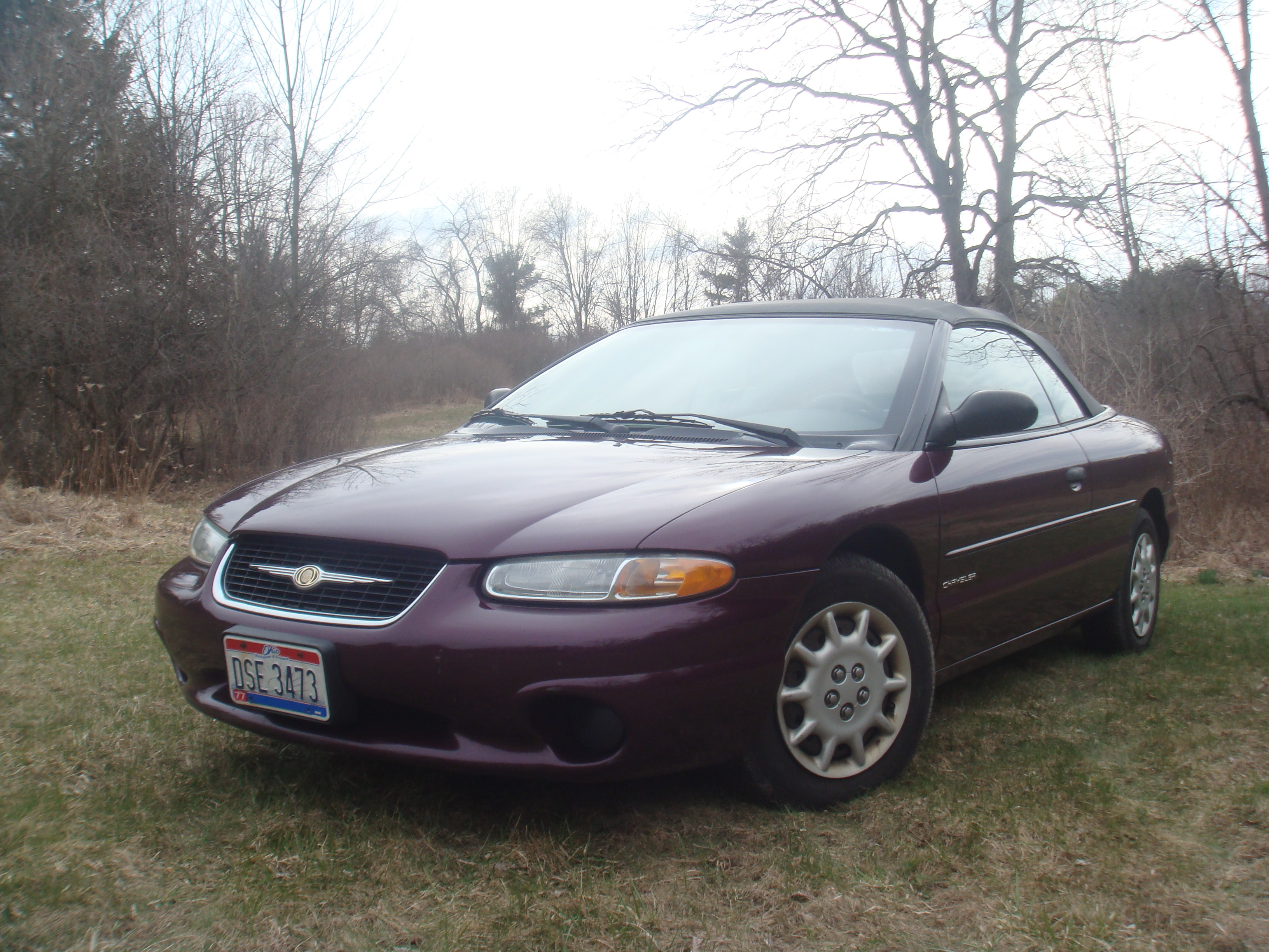 Biturbo196786 1999 Chrysler Sebring Specs Photos