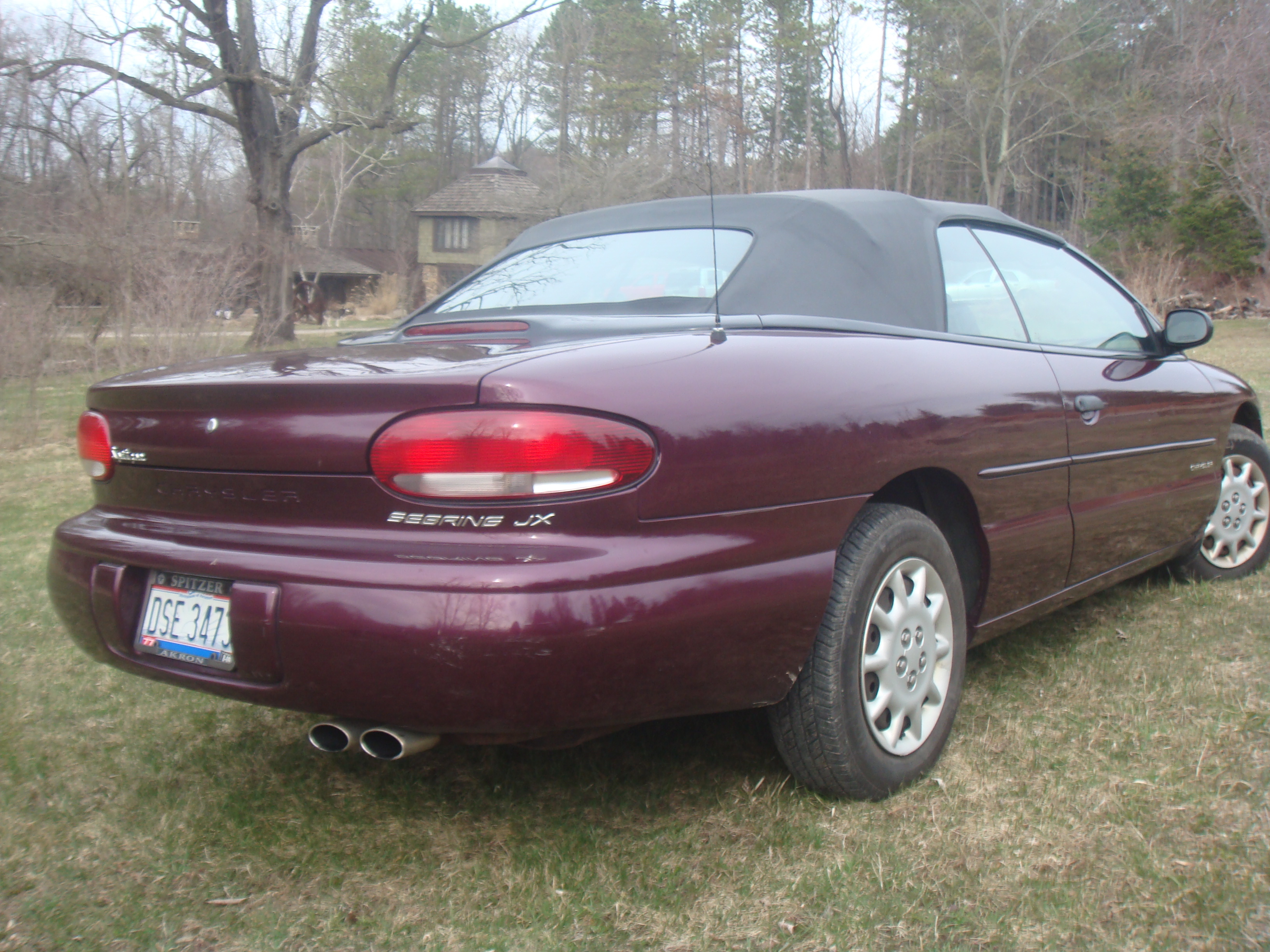 biturbo196786 1999 chrysler sebring specs photos. Cars Review. Best American Auto & Cars Review