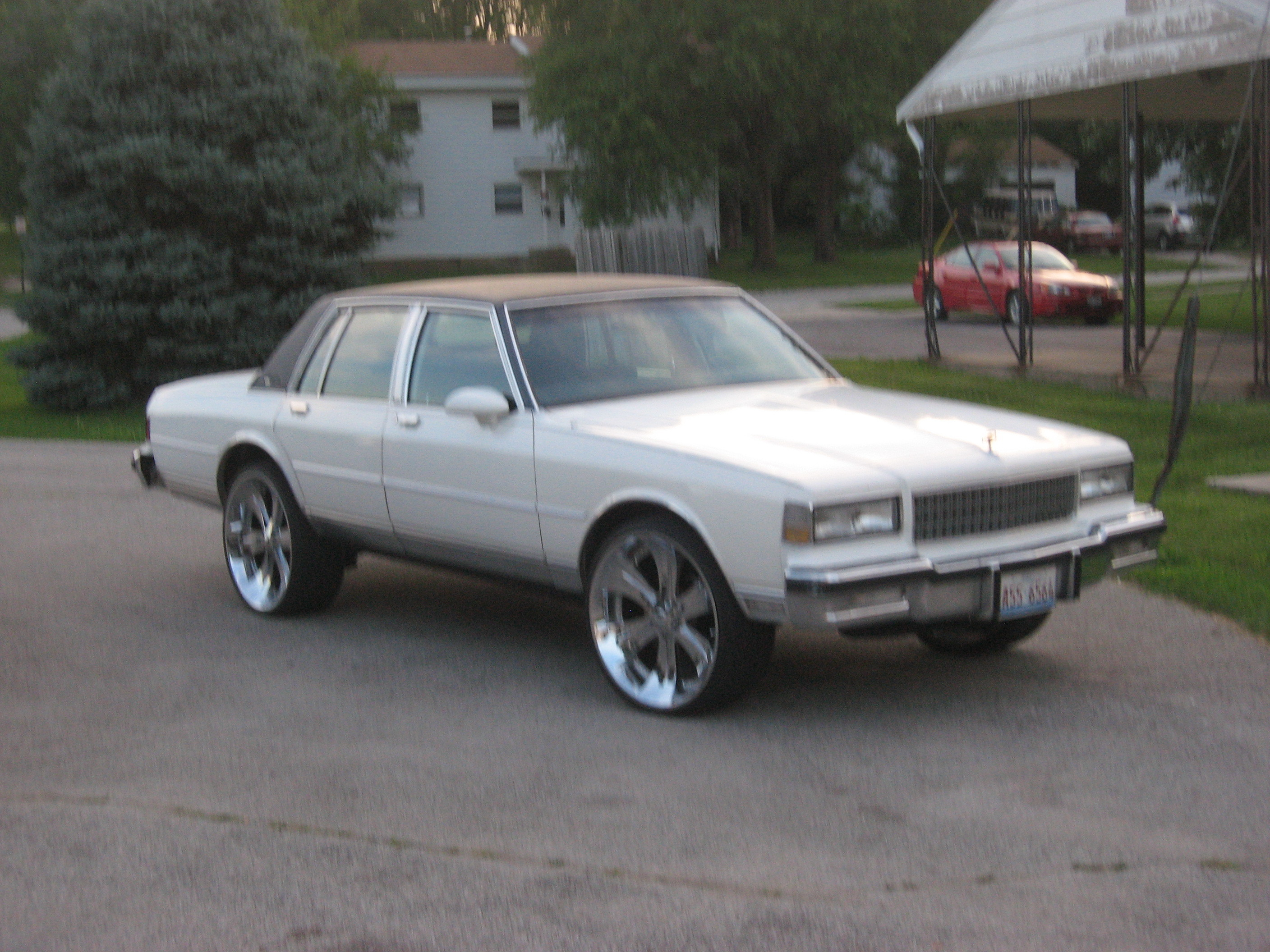 official site best place shopping smo333ke 1988 Chevrolet Caprice Specs, Photos, Modification ...
