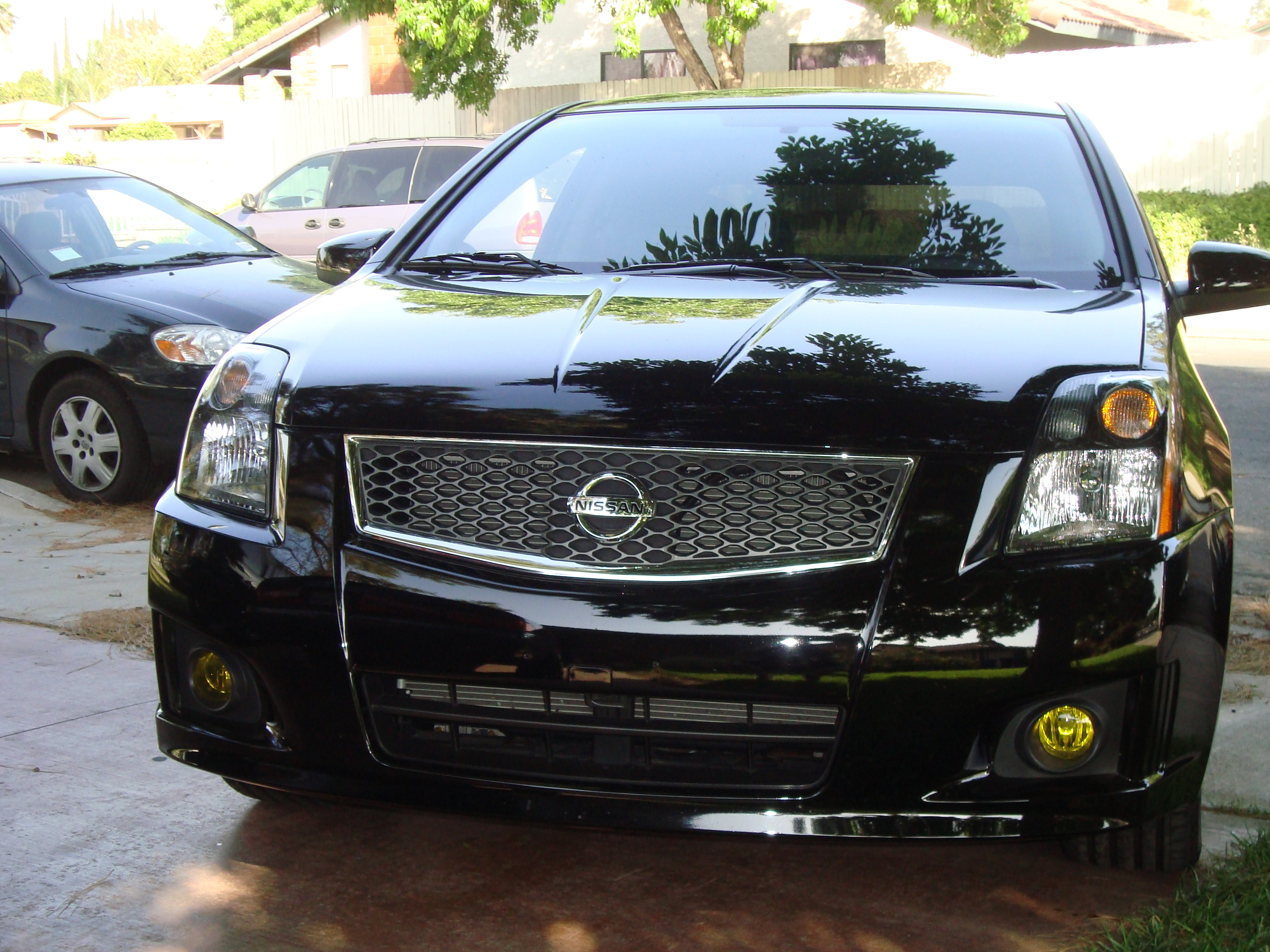 Another 08Superblackspec 2008 Nissan Sentra post... - 12878077