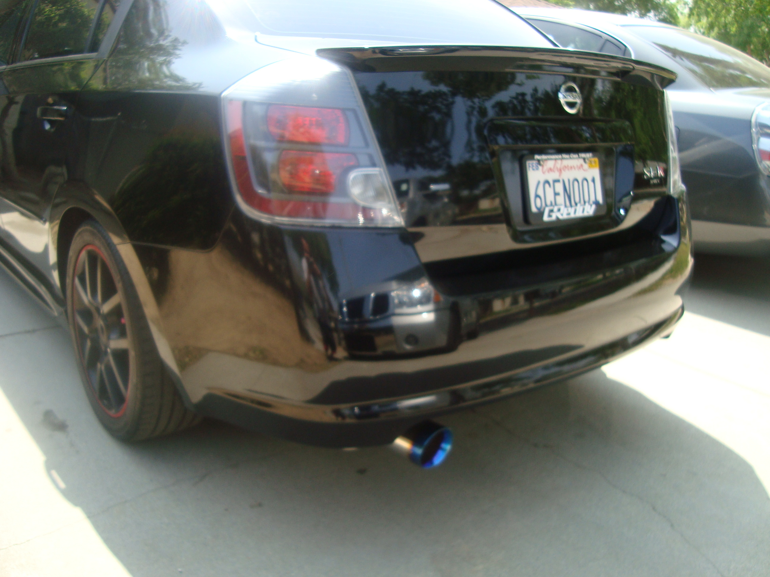 Another 08Superblackspec 2008 Nissan Sentra post... - 12878087