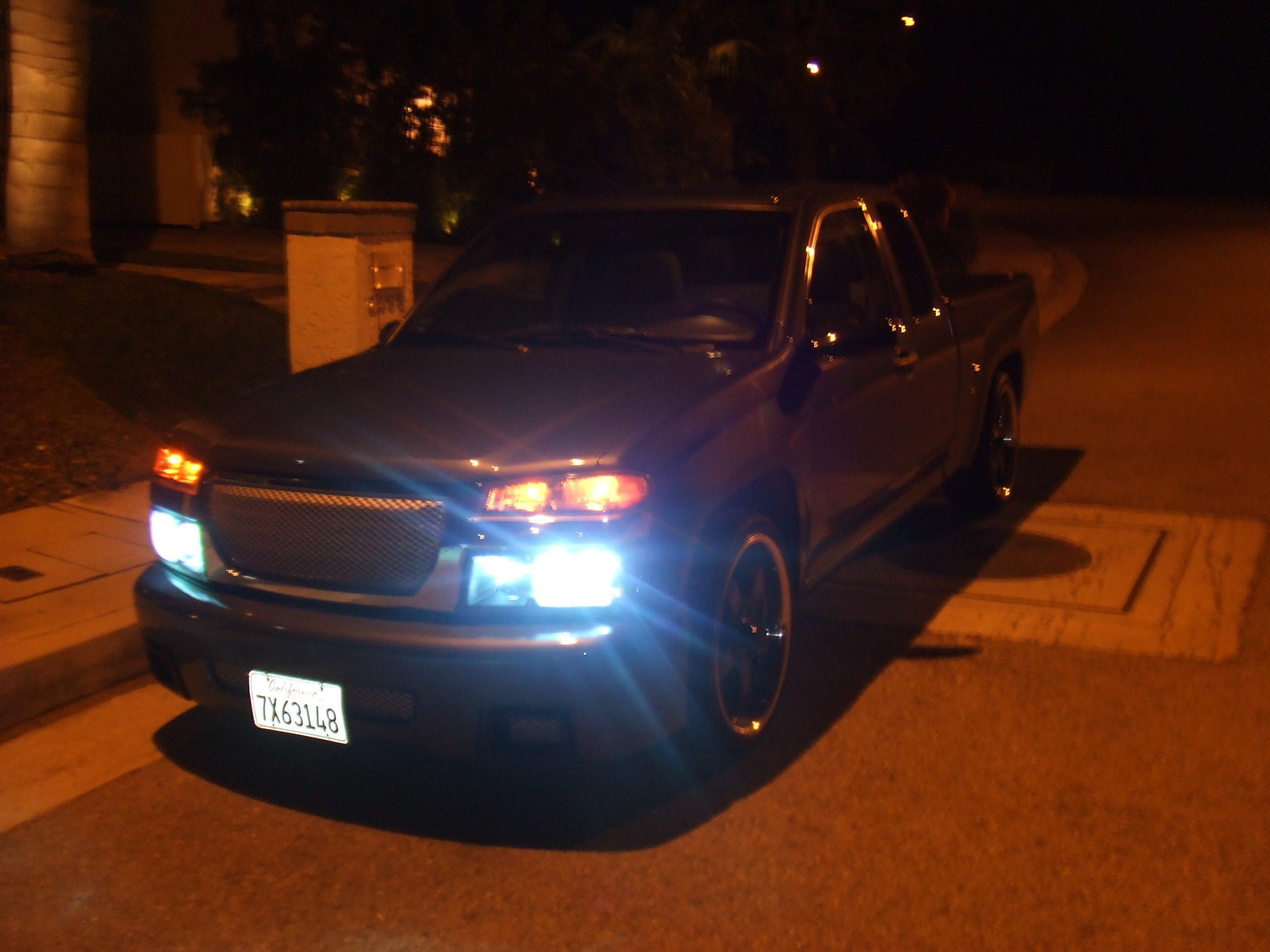 bluecolorado06's 2006 Chevrolet Colorado Extended Cab
