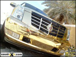 Saudi_Exits 2008 Cadillac Escalade