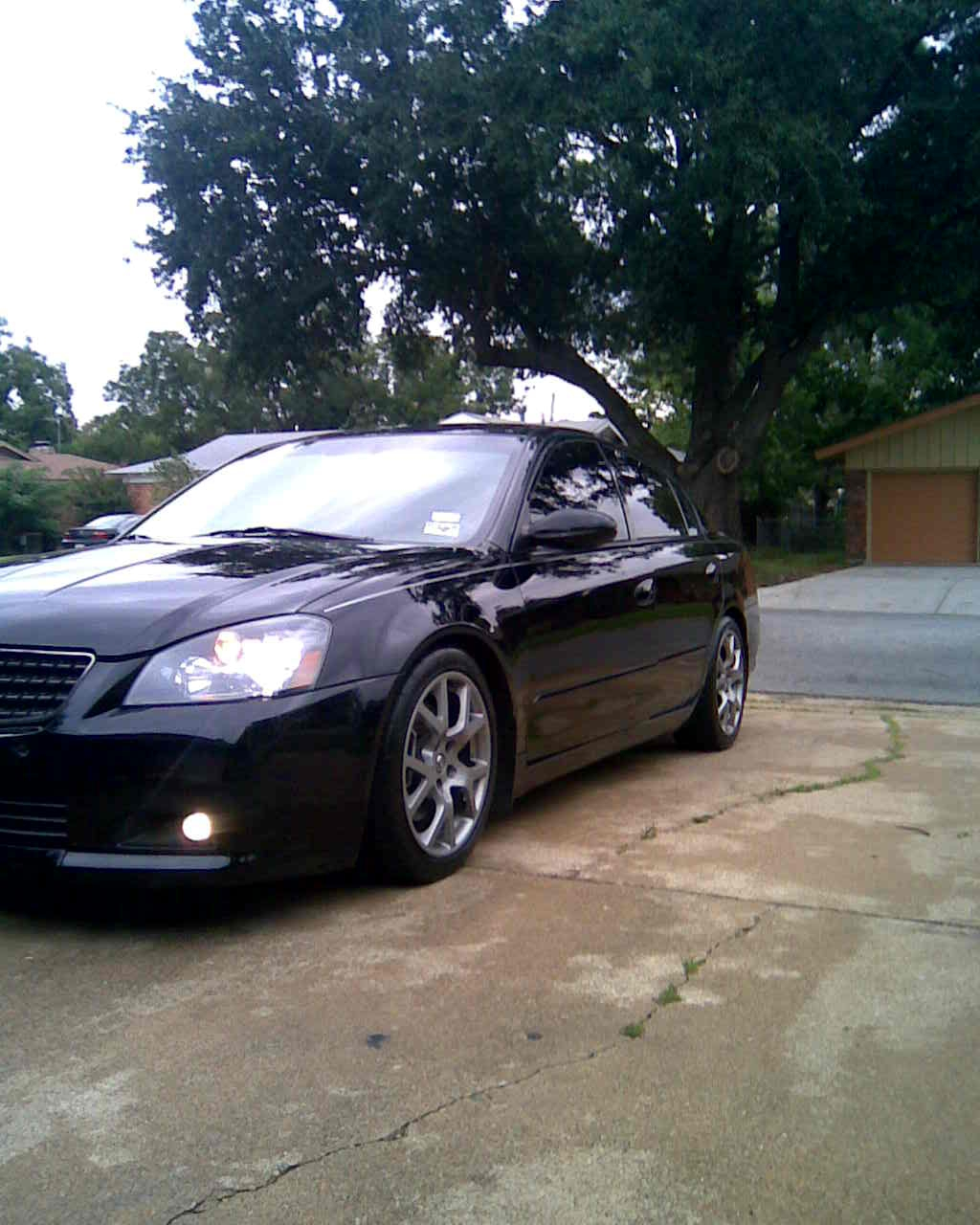 tony two tone 2006 nissan altima specs photos modification info at cardomain. Black Bedroom Furniture Sets. Home Design Ideas
