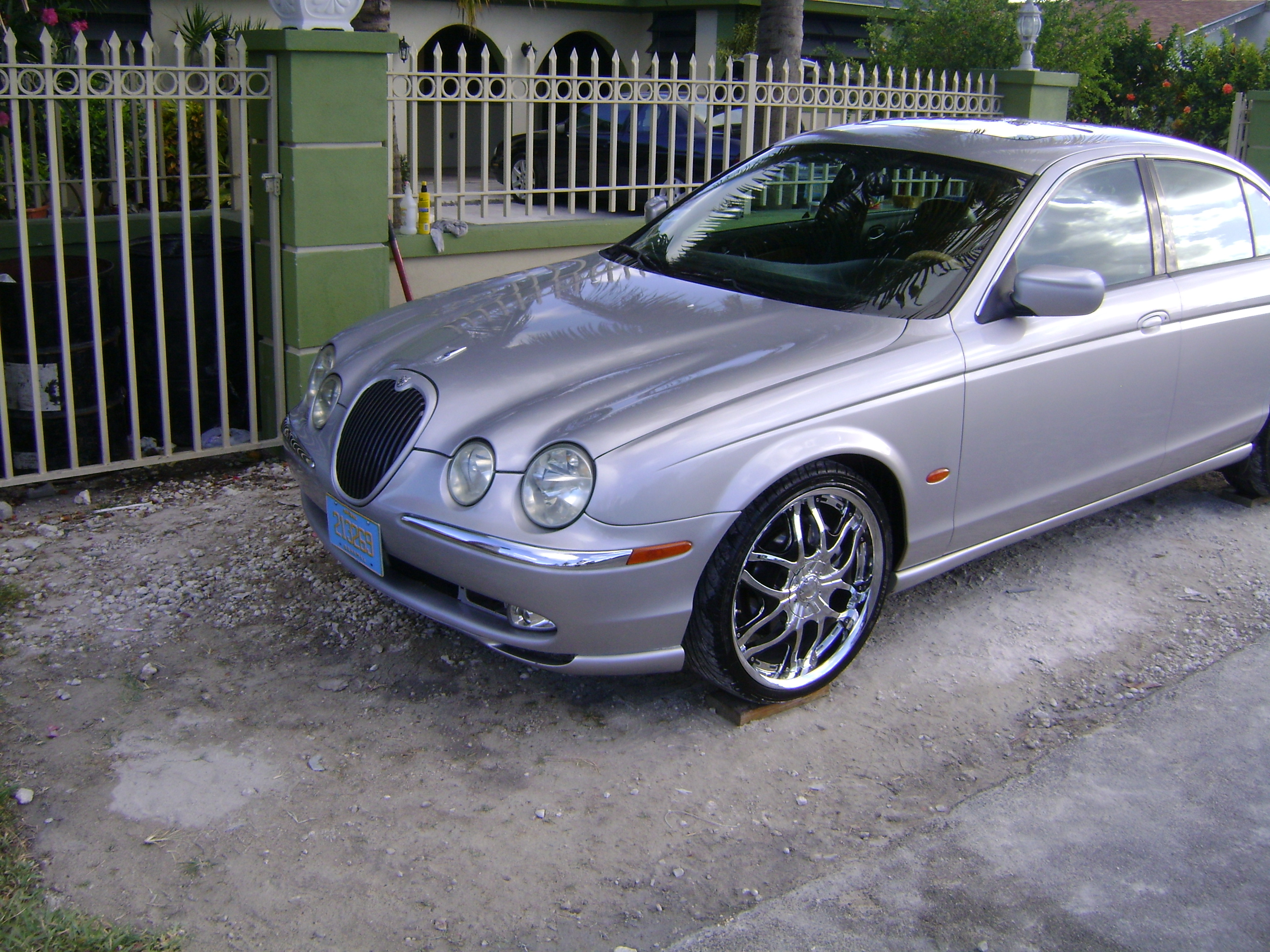 Another nolia_boi_242 2003 Jaguar S-Type post... - 12879021