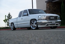 Pudgees 2000 GMC Sierra 1500 Extended Cab