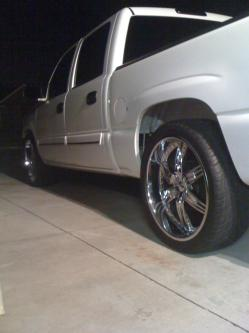 Casteils 2005 Chevrolet Silverado 1500 Crew Cab