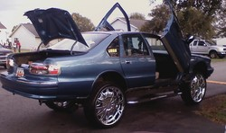 rubberbanman04s 1995 Chevrolet Caprice