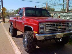 fresh_1101s 1985 Chevrolet Silverado 1500 Regular Cab