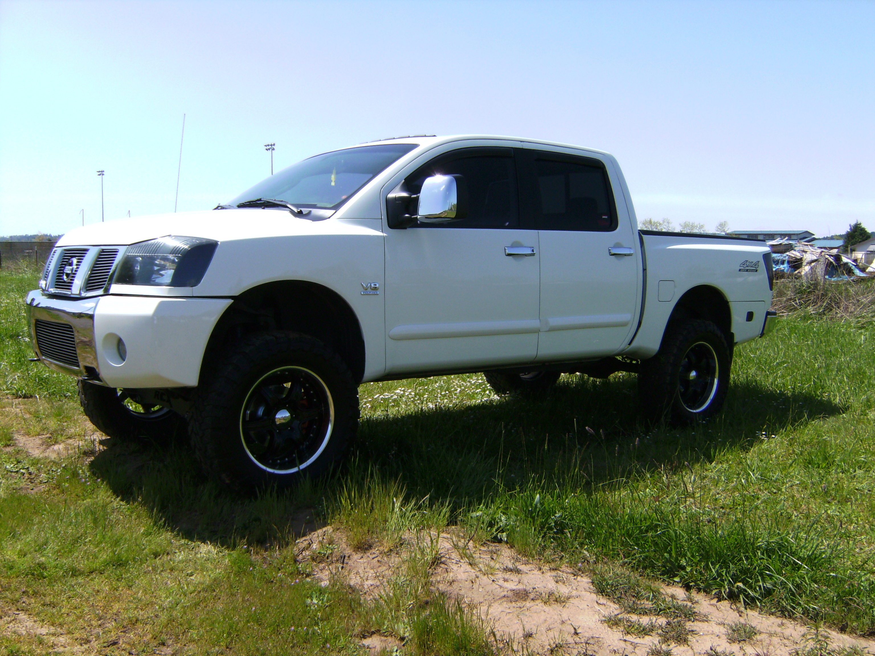 Steelerjoe06 2004 Nissan Titan Crew Cab Specs Photos