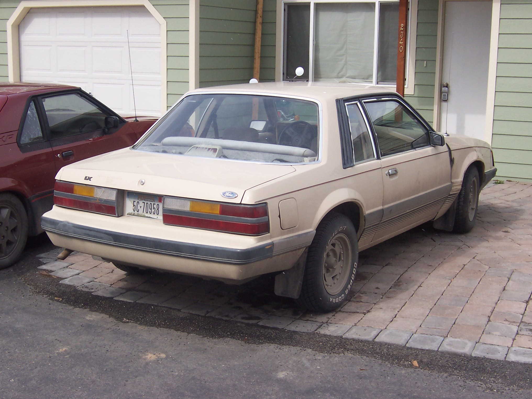 Another 1lowscort 1986 Ford Mustang post... - 12879796